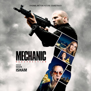 Mechanic: Resurrection - 2016 Esppañol & Latino Mechanic-Resurrection