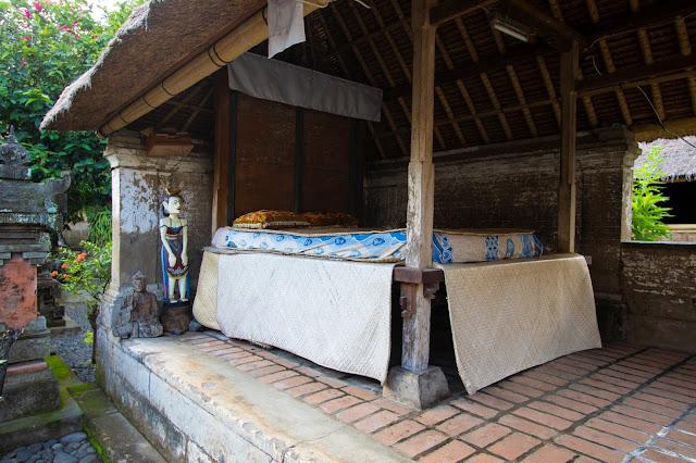 Casa tipica balinese