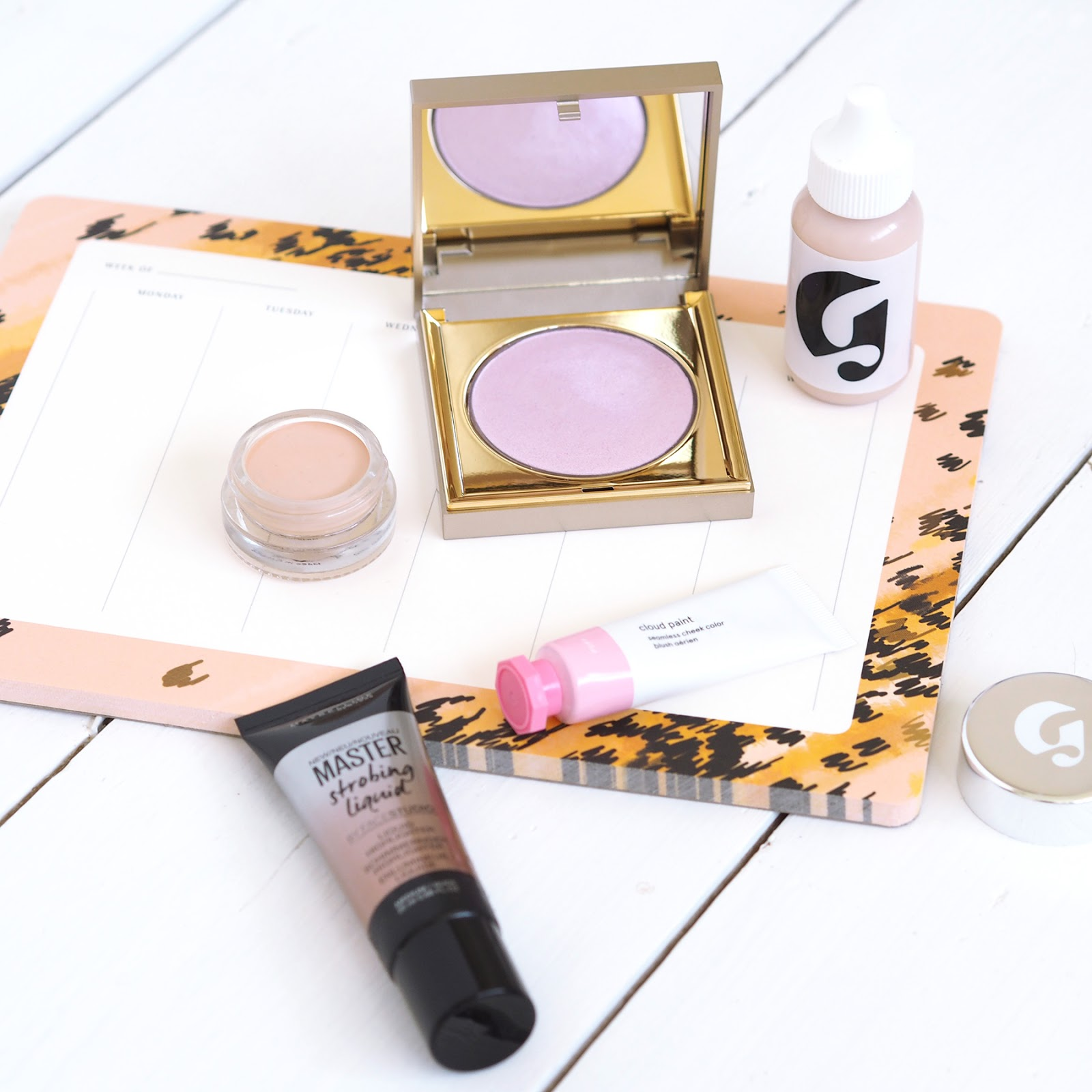 The Glossy Dewy Cheek Edit