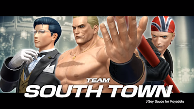 Arriva il video del Team South Town per The King Of Fighters XIV
