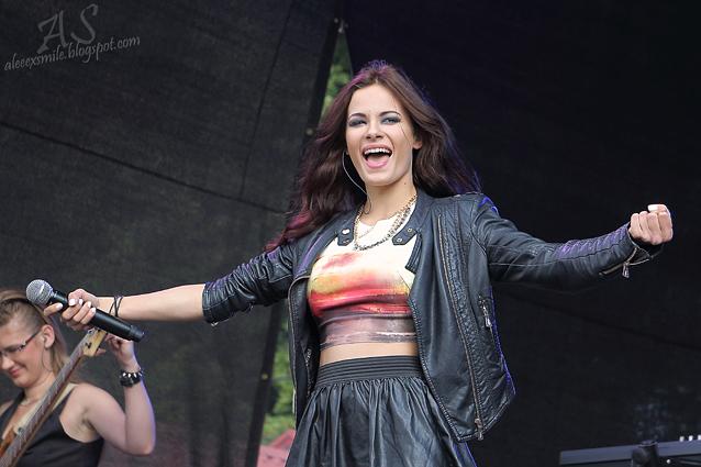 Natalia Szroeder i Liber - relacja z koncertu