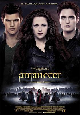 """""""La saga Crepúsculo 5, Amanecer 2"""" (Bill Condon, 2012)"""
