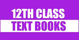 FSc Part-2 (12th Class) Text Books of All Subjects (PDF Format)