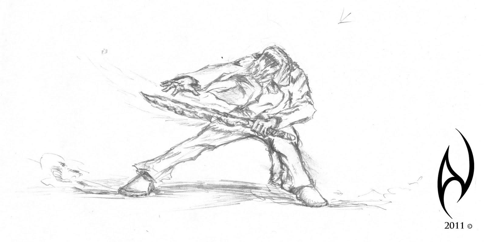 Albert Nash Flegler Sketch Update