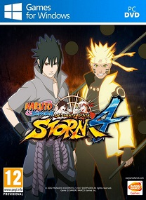 Naruto Shippuden Ultimate Ninja Storm 4 Full Repack (Black Box)