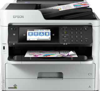 Epson WorkForce Pro WF-C5790 Drivers and Software Download