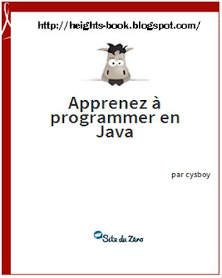 Télécharger Livre Gratuit Apprenez à programmer en Java pdf