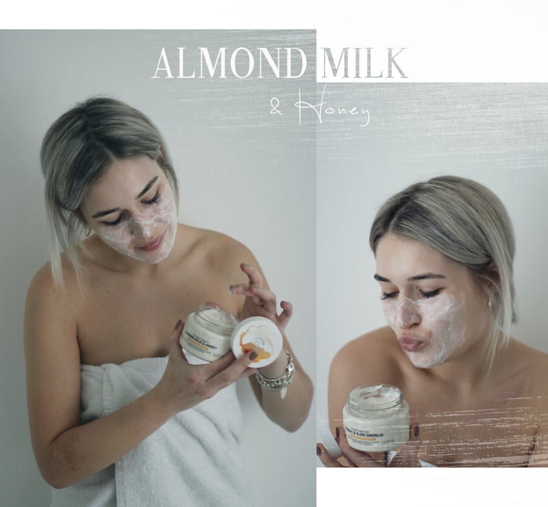 THE BODY SHOP- Beauty-Body-Care-Pflege-Almond Milk-Honey-Milk and Honey-Körperpflege-Body Shop-Beautyblog-Fashionblog-Modeblog-Blogger-Inspiration-Lauralamode
