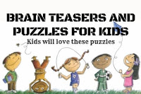 Puzzles for Brain Teasers designed specially for kids and teens