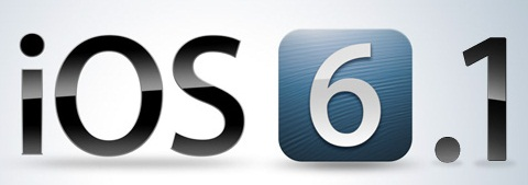 Apple iOS 6.1 Beta Firmware