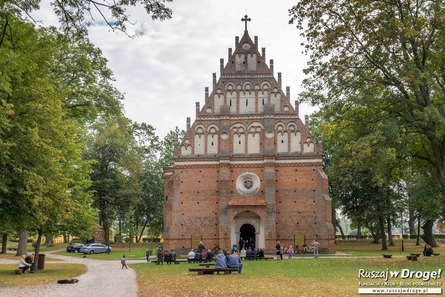 Kodeń - kościół św. Ducha