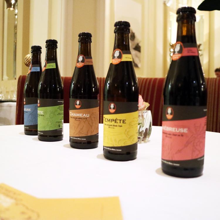 beau, rivage, lausanne, hotel, dr, gabs, beer, dinner, notanitboy, place, switzerland, quinzaine, de, la, biere,