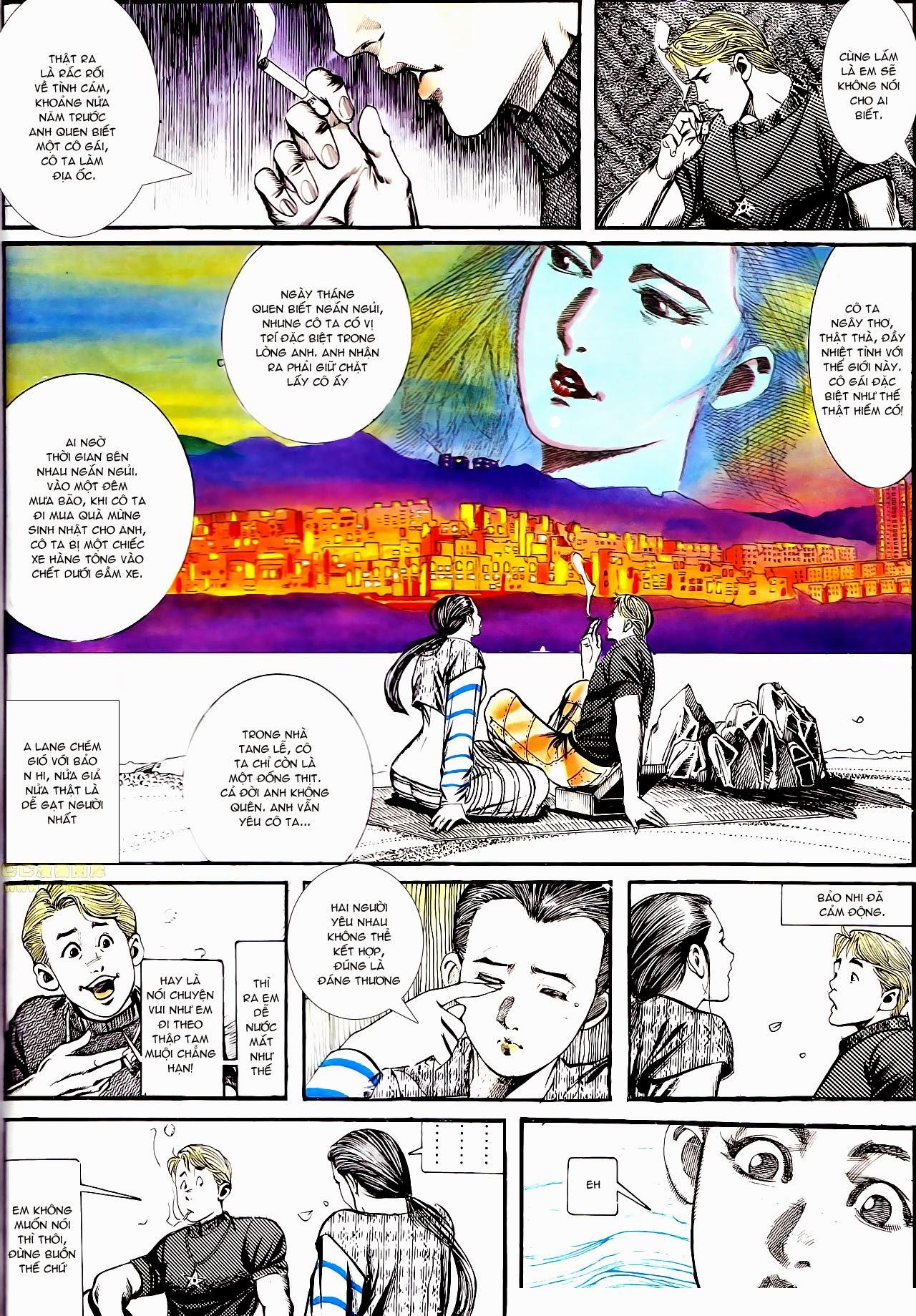 Người Trong Giang Hồ chapter 134: tấn công bảo nhi trang 21