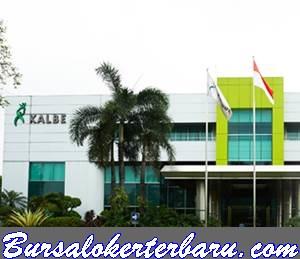 Lowongan Kerja Terbaru di PT Kalbe Farma Tbk - Teknisi