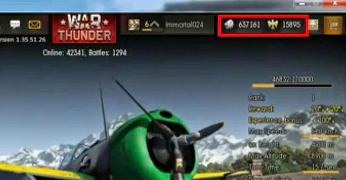 War Thunder Golden Eagles Kostenlos