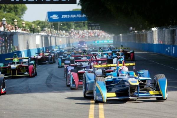 "Las carreras de autos eléctricos ""Formula E"", regresa a México"