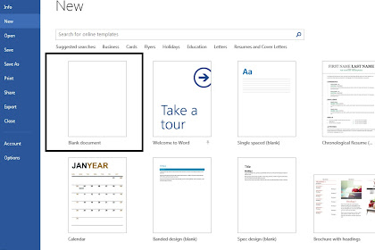 Cara Convert Gambar JPG Menjadi PDF dengan Microsoft Word