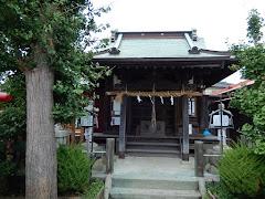 茅ヶ崎・御霊神社