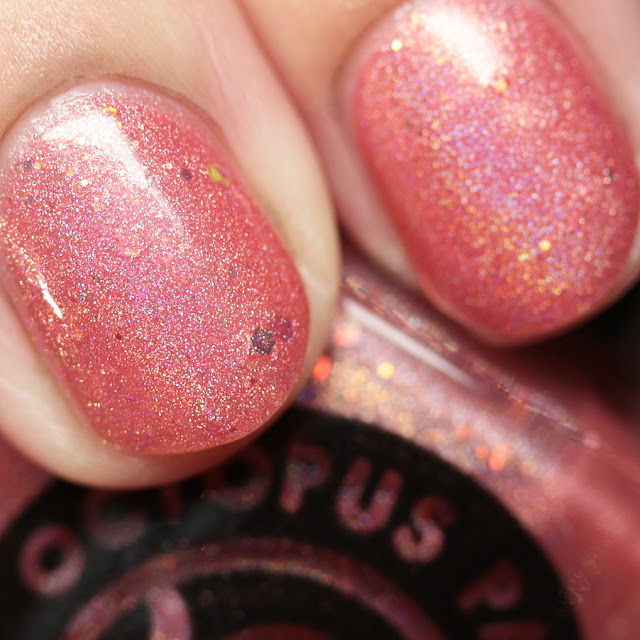 Octopus Party Nail Lacquer Maui Howie