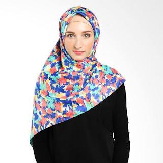 Jilbab Elzatta Warna Warni