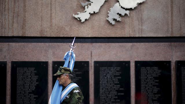 Excombatientes de Malvinas recuerdan la guerra psicológica librada por Gran Bretaña