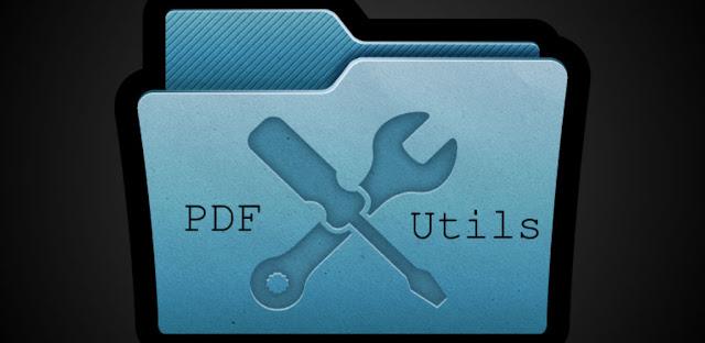 برنامج PDF Utils PRO للأندرويد