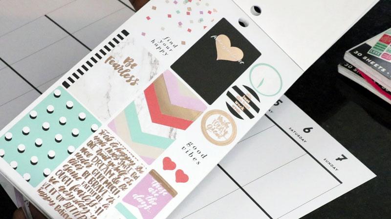 MAMBI Sticker Book | Janetta LeRose