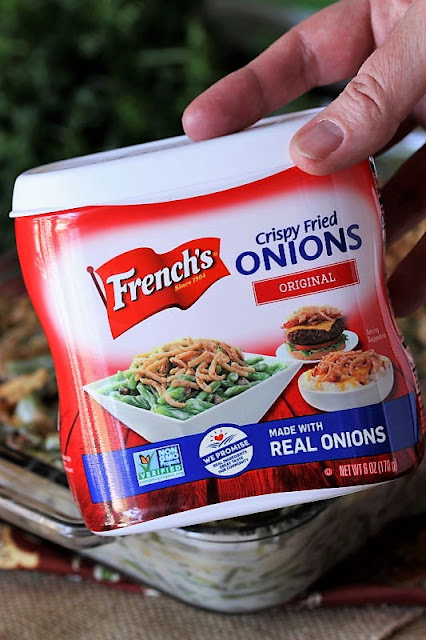 French's Fried Onions for Green Bean Casserole Topping Image