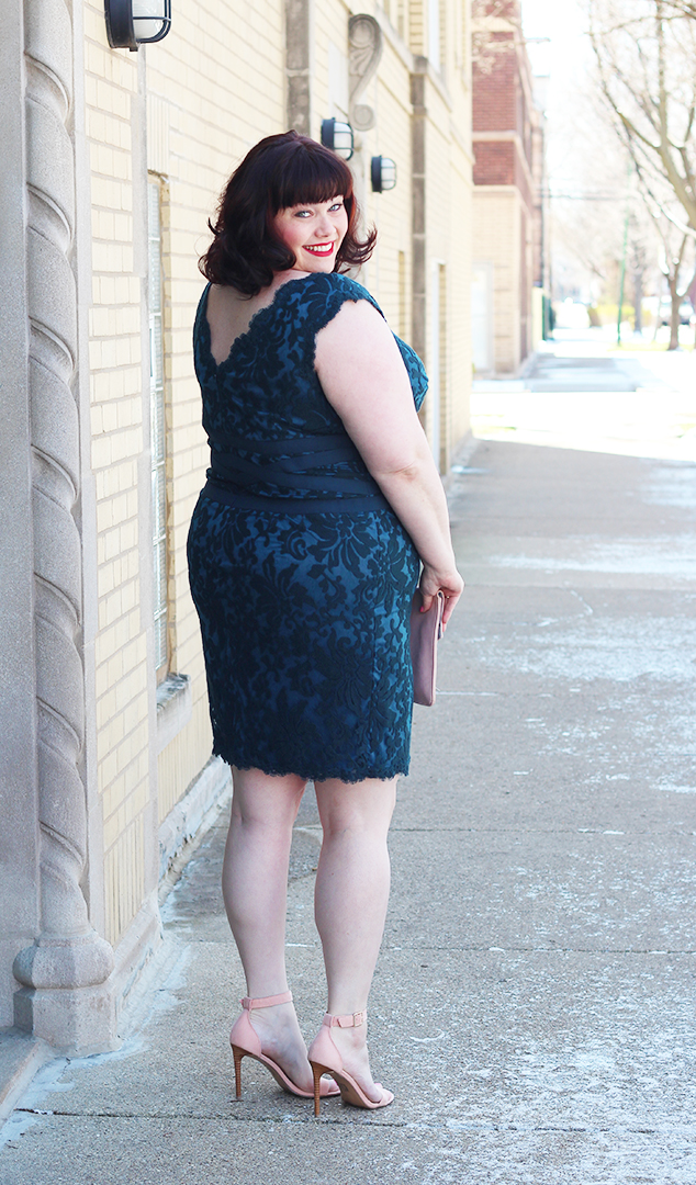 The Best Plus Size Cocktail Dress For Curvy Ladies