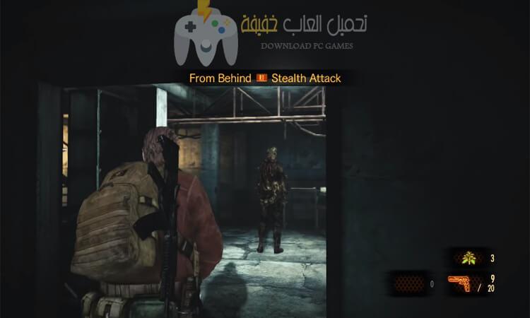 تحميل لعبة Resident Evil Revelations 2 من ميديا فاير