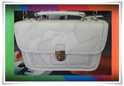 GS Design Handbag, piele naturala, superba!