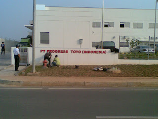 Info Loker Terbaru untuk SMA/SMK PT Progress Toyo Indonesia MM2100 Cikarang