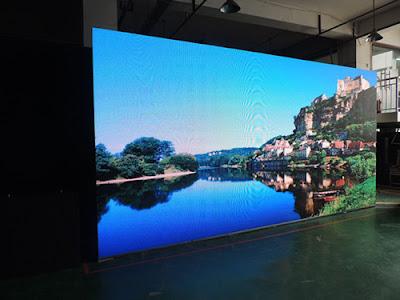 Lắp đặt màn hình led p4 chuyên nghiệp tại Hà Nội