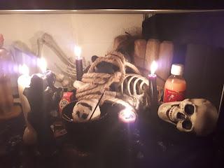 Los rituales de la Vidente Alicia Collado y sus opiniones sobre el vudú candomblé