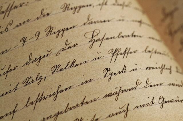 arti tulisan tangan dan pengaruhnya terhadap kepribadian
