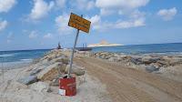 توضيح حول الاشغال الجارية في رفراف شاطئ