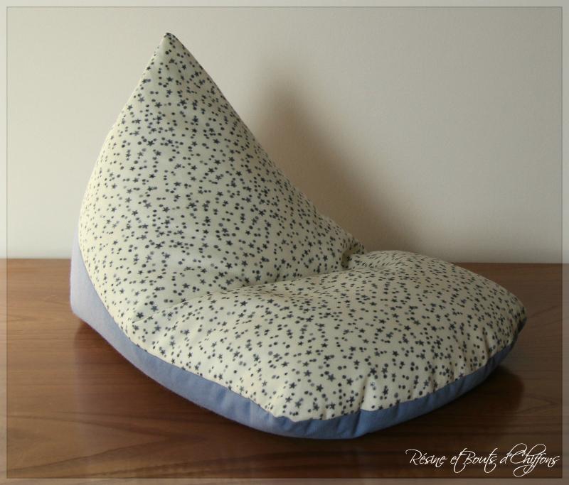 pouf poire pour les grands aussi r sine et bouts d 39 chiffons. Black Bedroom Furniture Sets. Home Design Ideas