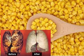 Extraordinary!! Lung You Can Now At first Much Nicotine Cleaned In Short Time With Combination Corn + Ginger .. !!! This trick ,, Help Share
