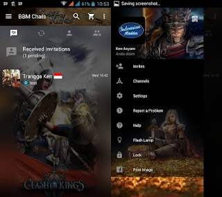 BBM Mod Clash Of Kings (CoK)