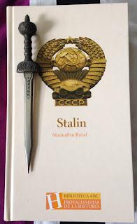 Portada del libro Stalin, de Maximilien Rubel