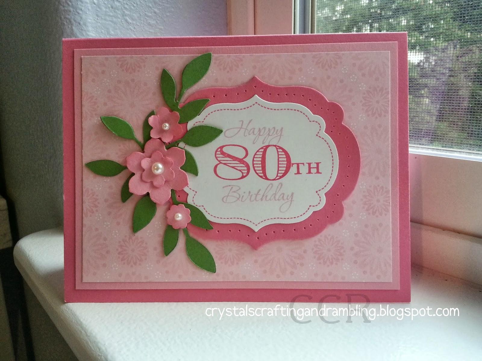 Birthday Card Ideas For Grandma Birthday Card Ideas
