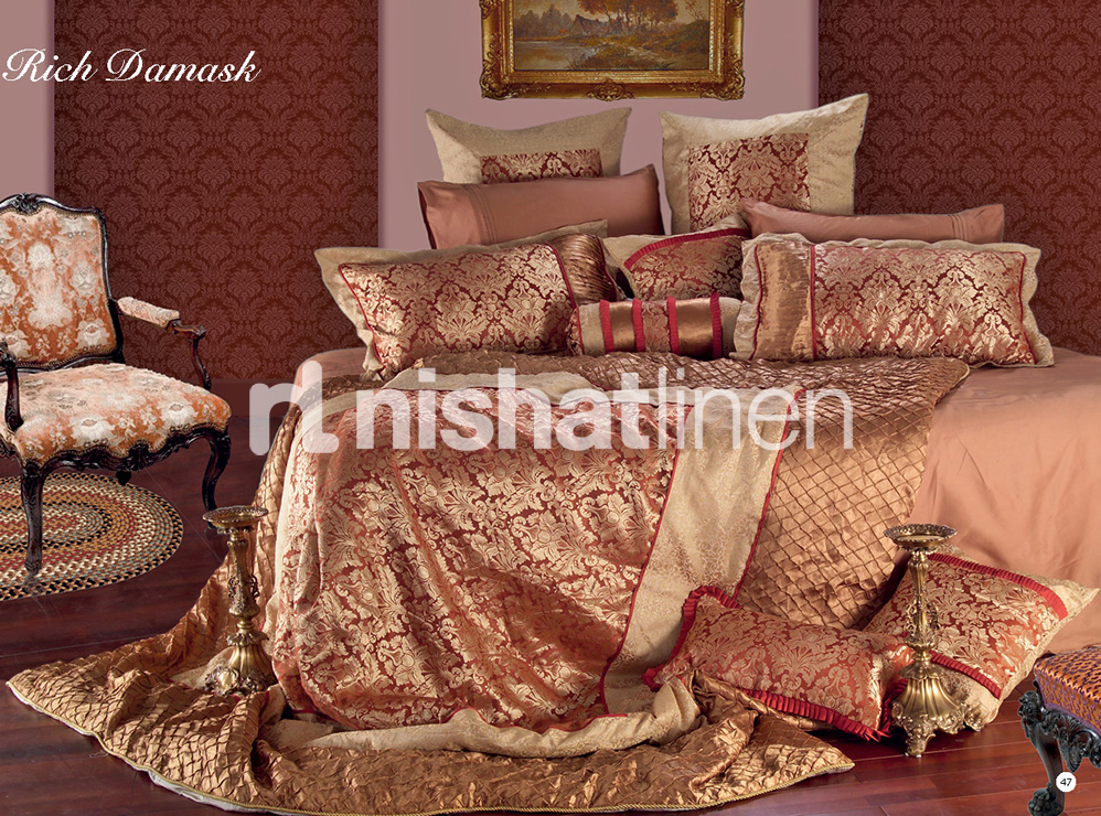 Nishat Linen Bed Covers