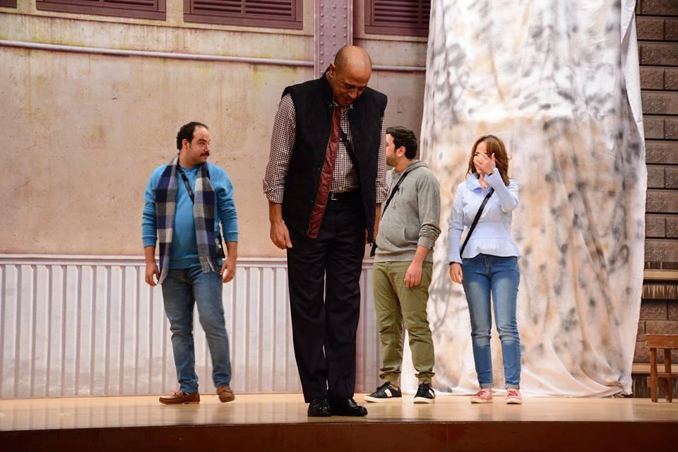 مسرح مصر المسرحية الثالث شوكت وشطانوفي