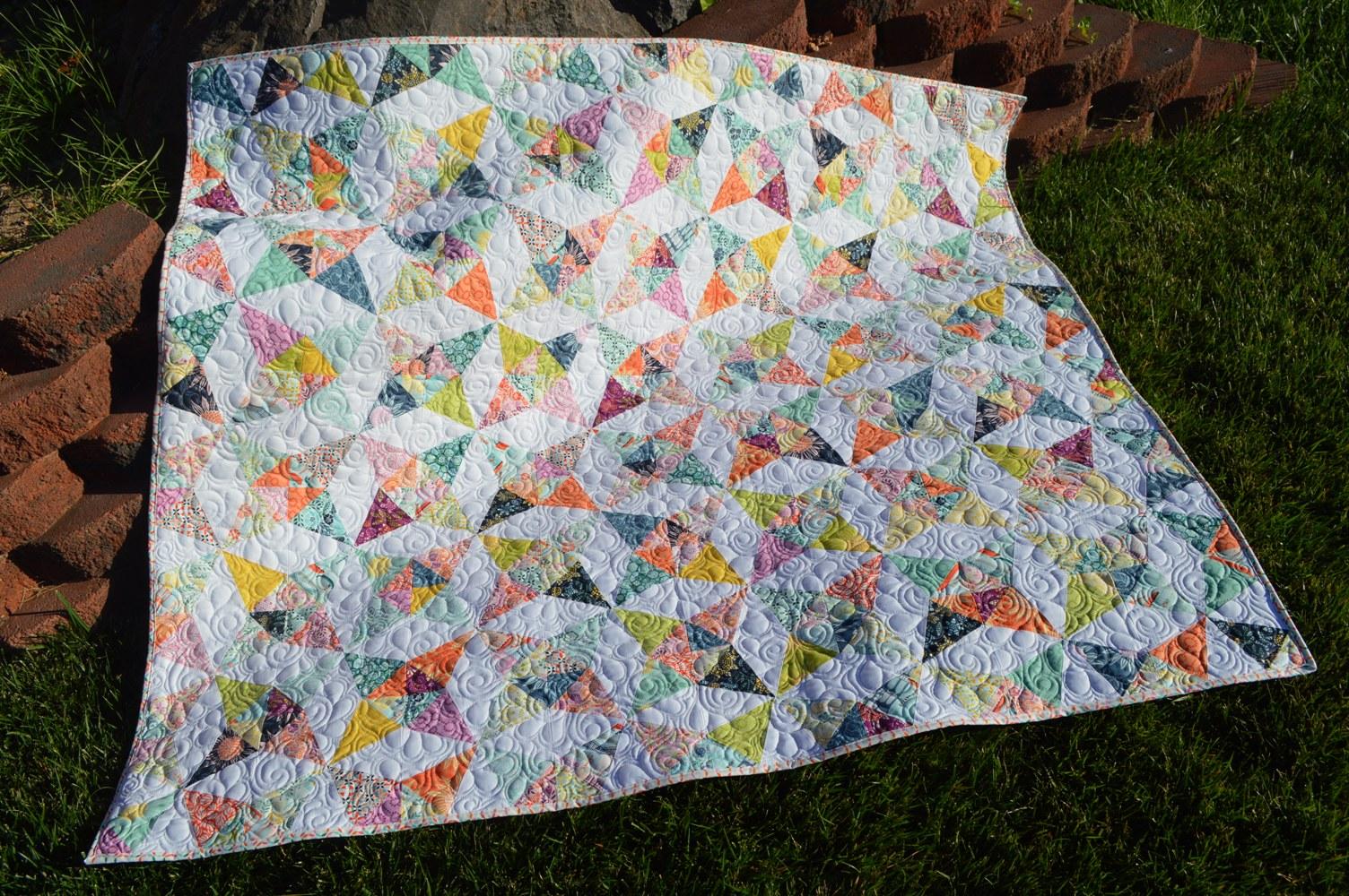 Happy Quilting: Summer Breeze Quilt : happy quilting - Adamdwight.com