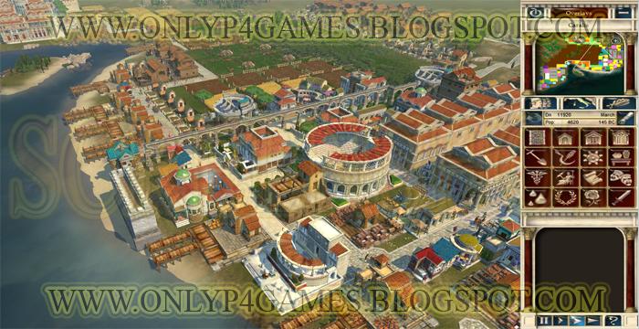 Caesar IV Free Download - Ocean Of Games