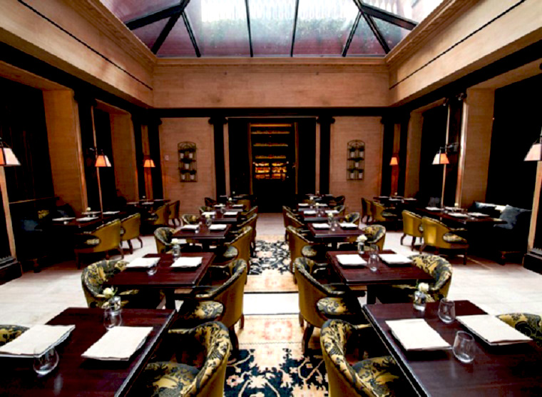 As dicas de restaurantes do NYC Tips