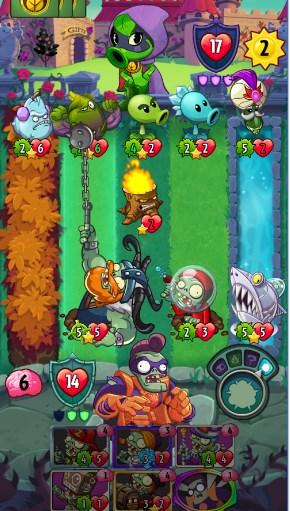 Download Plants vs Zombies Heroes Mod Apk Unlimited Sun