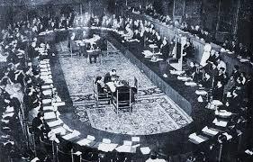 sejarah konferensi meja bundar