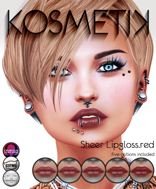 .kosmetik The Makeover Room - August 2016