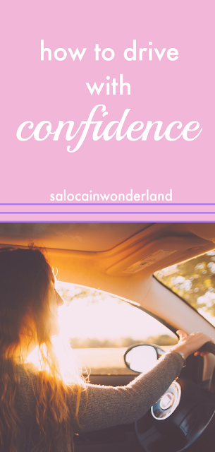 how to drive with confidence #driving #drivingtips #drivinglessons